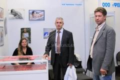"""Компания """"Стихиаль"""" на выставке"""